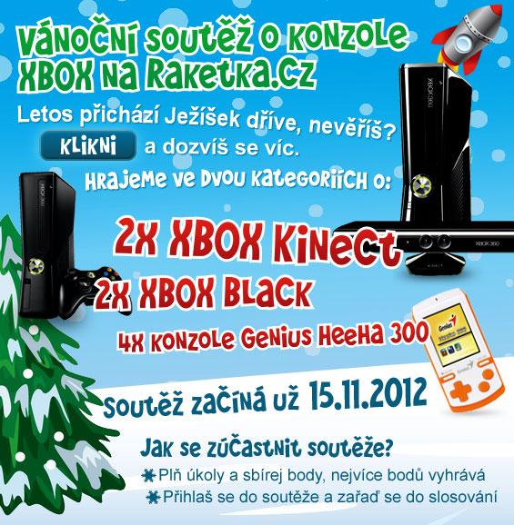 soutěž o XBOX